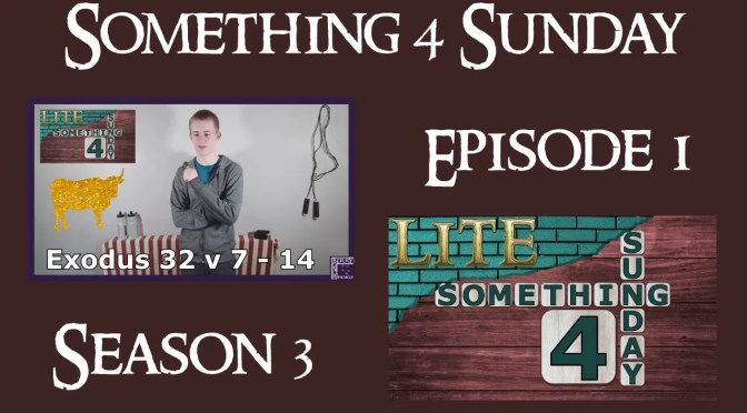 Something 4 Sunday LITE, Series 3, Episode 1, Unanswered Prayer