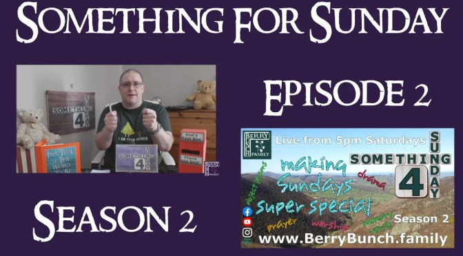 Something 4 Sunday, Season 2, Episode 2
