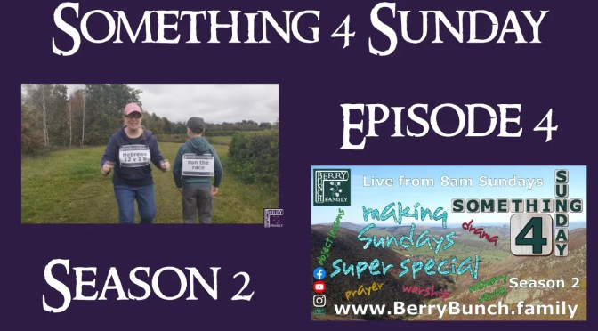 Something 4 Sunday, Season 2, Episode 4, Running The Race