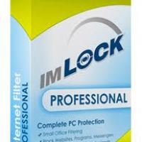 Comvigo IM Lock Software - Best Internet Filter Software