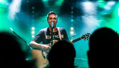 Mathis Poulin en concert à Salbris 41