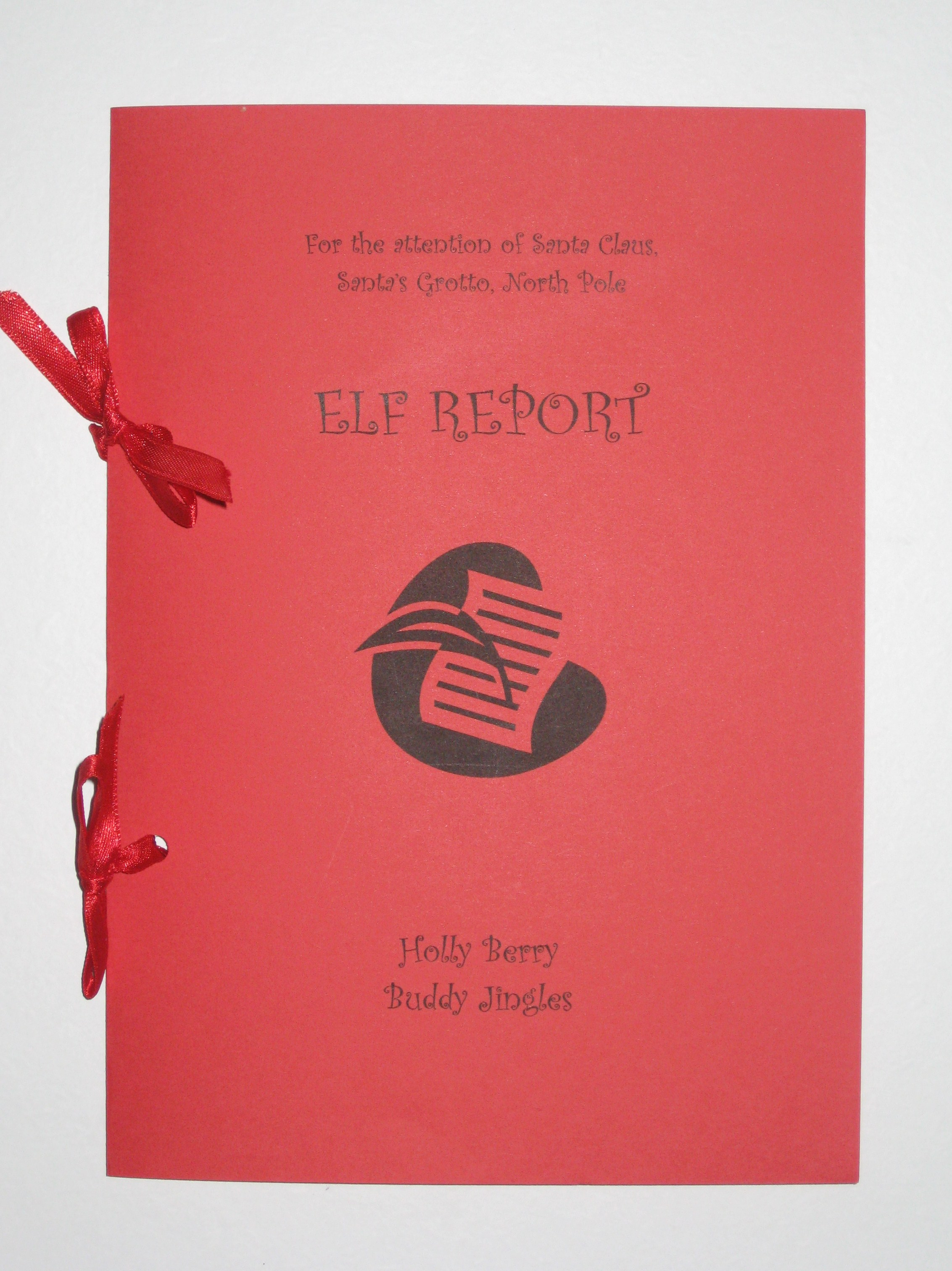 Elf Passports Amp More Berry Jingles Blog