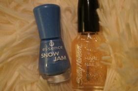 Essence Snow Jam TE Goofy-Blue, SH Hard As Nails Rock Candy