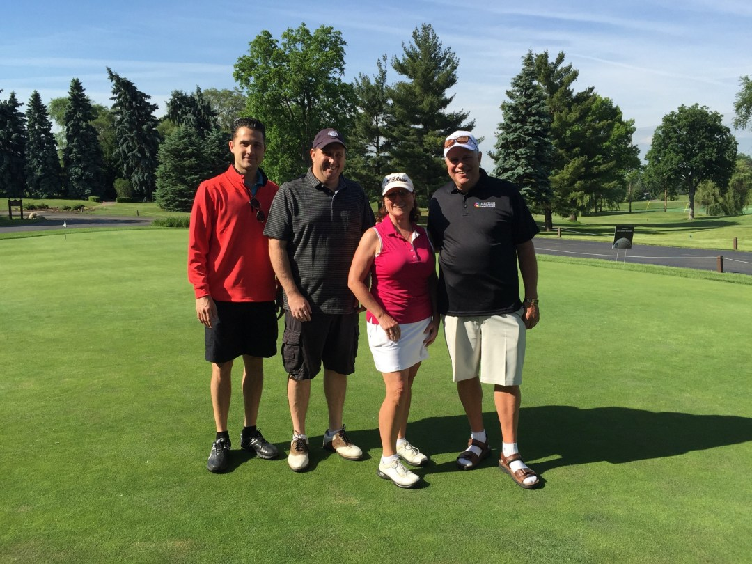 SCS golf outing Swaninger