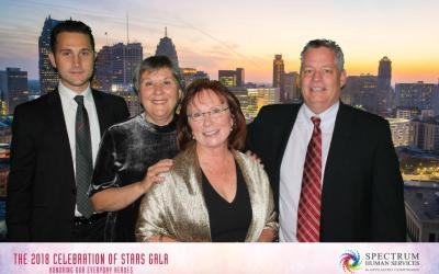 """Berry Moorman P.C. was a Gold Sponsor at Spectrum Human Services """"Celebration of Stars Gala"""""""