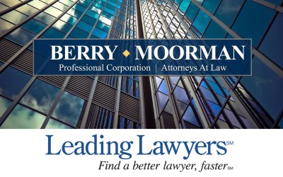 Eleven Berry Moorman P.C. Attorneys Named to Michigan Leading Lawyers 2019