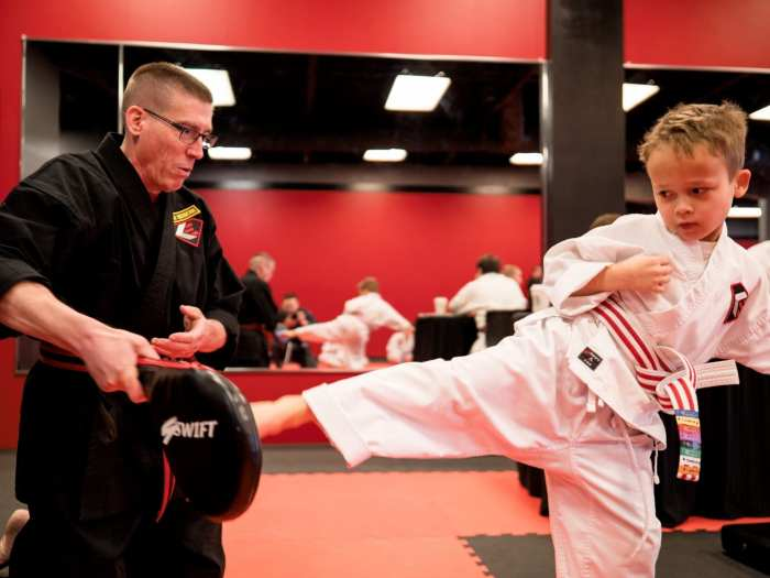 2018-01-27 Karate Edge Basic Skillz Test 10-28-06