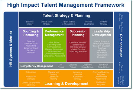 Bersin & Associates Talent Management Framework