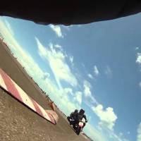 #MiniBike Racing #Bermuda @GoPro