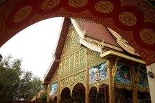 Een van de vele Whats in Vientiane