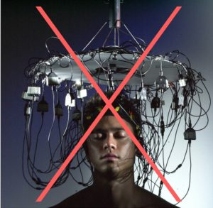 No Brain Electrodes