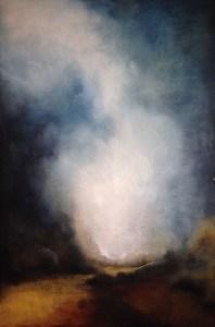 Akryl, 80x120 cm