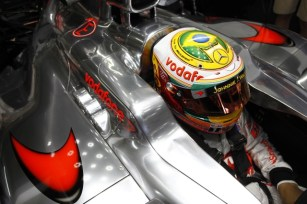 Hamilton says goodbye to McLaren - Photo: McLaren
