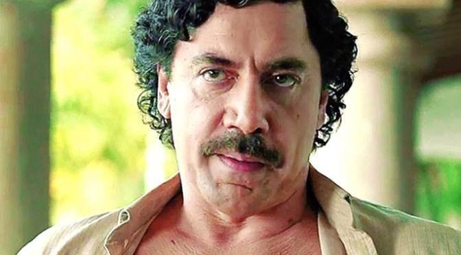 Javier Bardem = Pablo Escobar