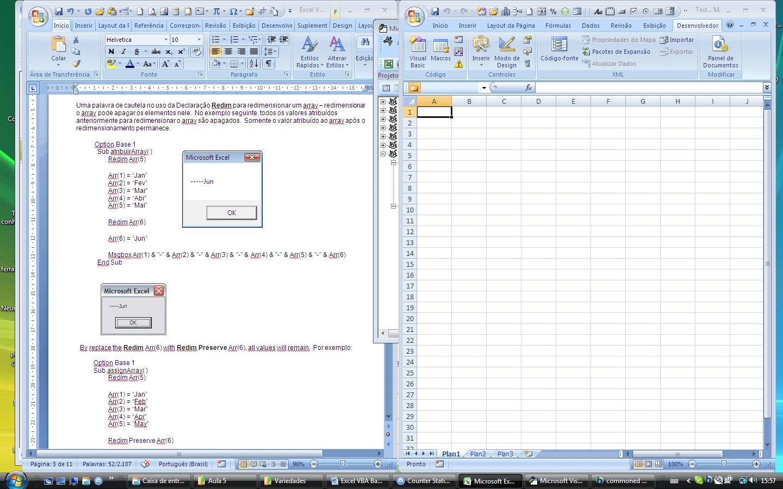 Index Of Finest Tutoriaisvba Basicodovba Excel Excel Vba