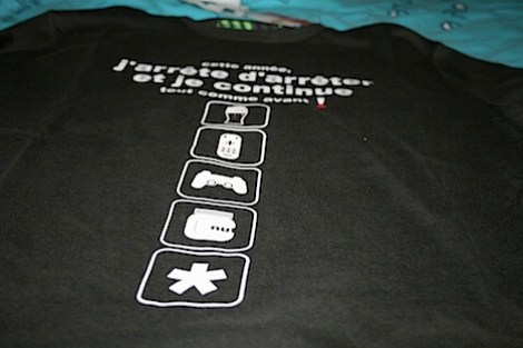 Tee-shirt voeux Celio