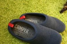 Pantoufles Camper Wabi
