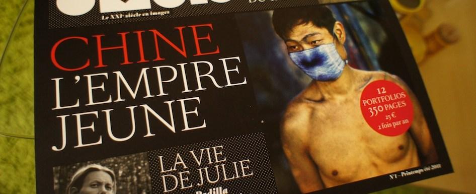 Coup de coeur pour 6mois la nouvelle revue de photojournalisme