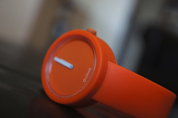 O clock orange
