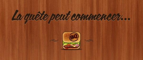 BurgerQuest : l'application iPhone pour trouver les meilleurs burgers
