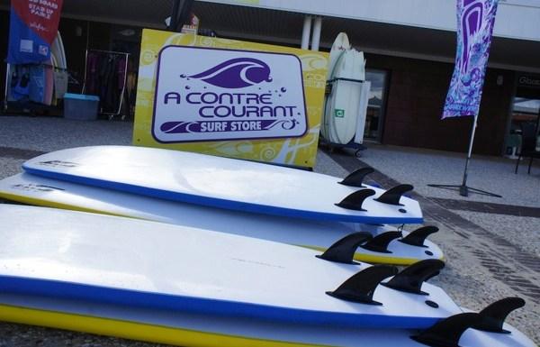 Surf à Biscarrosse !