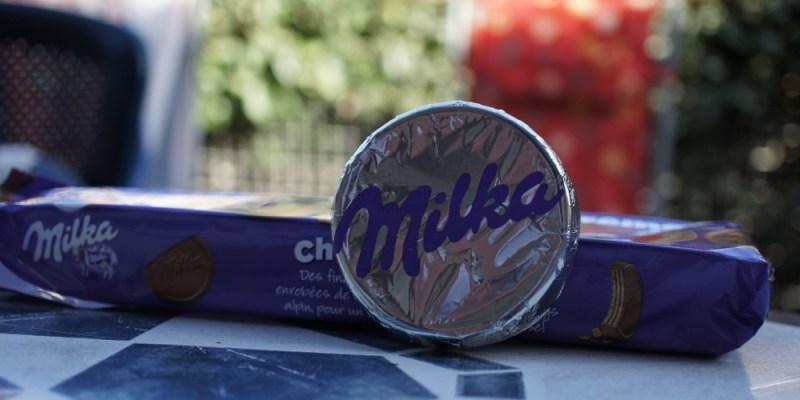 Testé : Milka Choco Supreme
