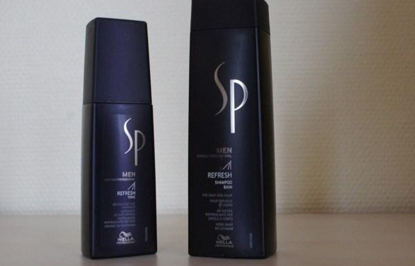 Test : SP Men Refresh Shampoo