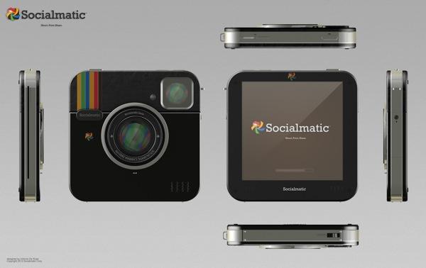 Socialmatic isometric