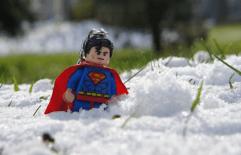 J'ai croisé Superman