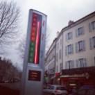 1er mars : pollution à Clermont