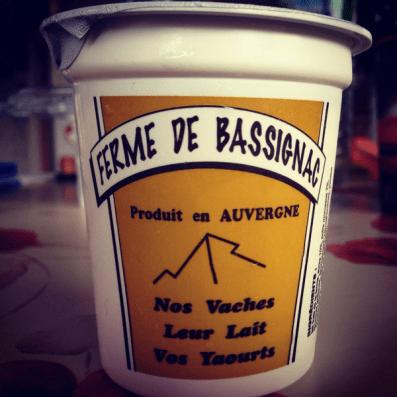 Samedi 8 mai : yaourt made in Auvergne