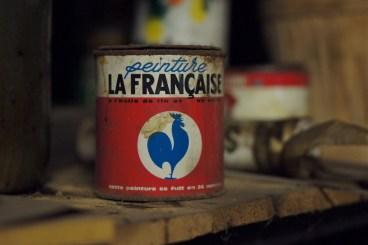 Mercredi 10 juillet : Vieux pot de peinture