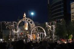 Jeudi 25 juillet : spectacle de rue acrobatique