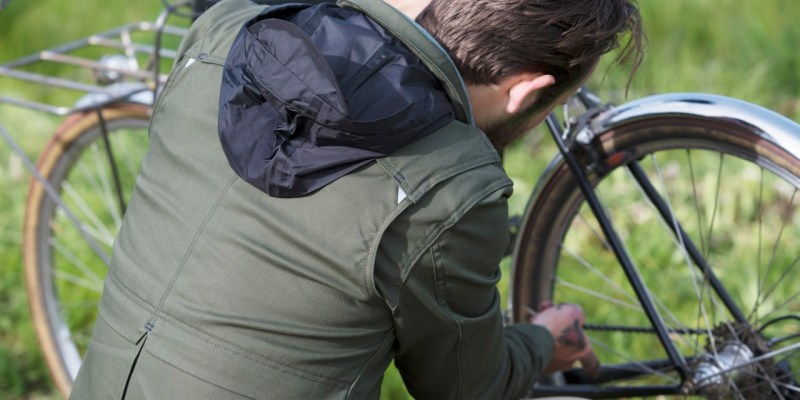 Lookbook collection Levi's Commuter Automne 2013