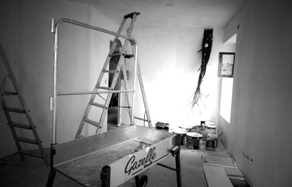 En chantier