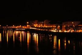 Lundi 20 janvier : photo d nuit à Chalon sur Saône