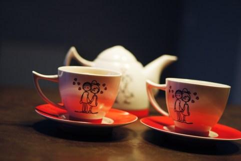 Samedi 15 février : on a craqué sur ce service à thé