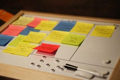 Dimanche 16 février : ma nouvelle méthode d'organisation