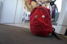 Jeudi 17 avril : mon sac à dos