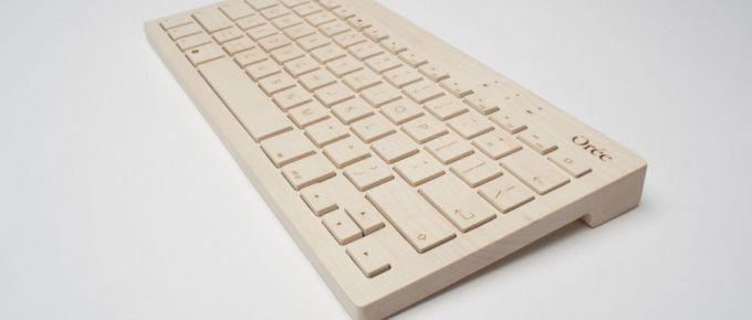 Orée : beaux objets high-tech en bois