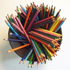 Jeudi 19 juin : pot à crayons
