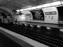 Jeudi 26 juin : début du week-end parisien