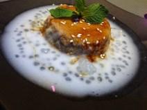 Vendredi 27 juin : un dessert aussi bon que beau