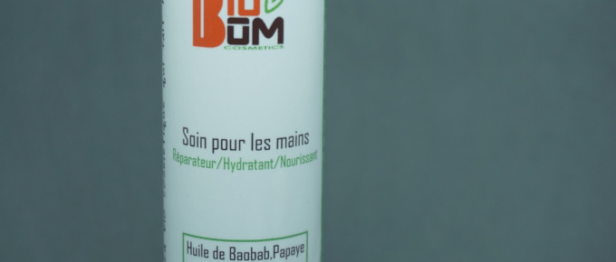 Test de la crème soin pour les mains de Bio'Om Cosmetics