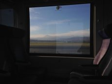 Mercredi 21 janvier 2015 : dans le train