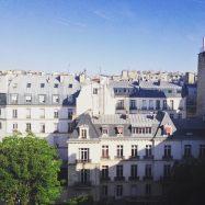 Jeudi 21 mai 2015: les toits de Paris