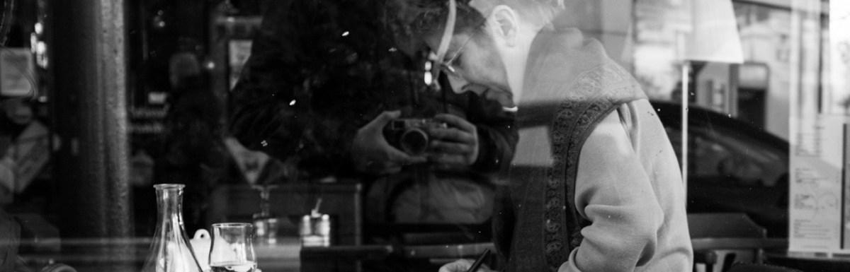 Livre numérique sur la photo de rue