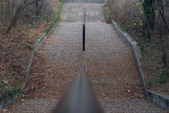 Mardi 5 janvier : escaliers