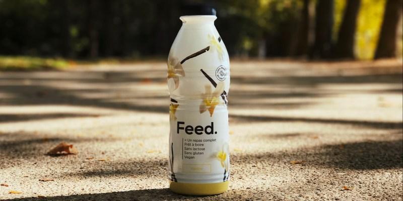 Mon test de Feed et pourquoi j'ai adopté les repas en bouteille et en barre