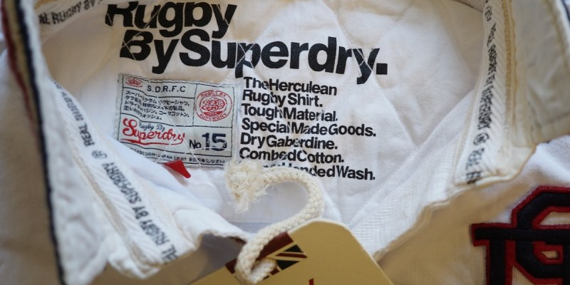 Collection rugby vintage Superdry